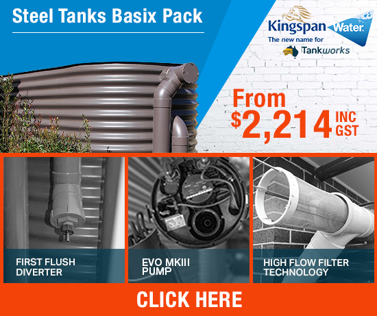 Steel Tanks Basix Pack